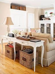 Storage Behind Sofa Unbelievable Sofa Table Design Ideas 364927 Home Design Ideas Diy