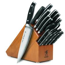 Amazon Knives Kitchen Amazon Com J A Henckels International Forged Premio 19 Piece
