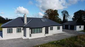 l shaped bungalow house plans ireland irish home designs kunts