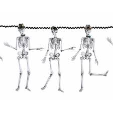halloween dancing skeleton halloween skeletons skulls garlands halloween wikii