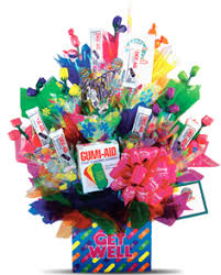 candy bouquet delivery candy bouquet international a delicious alternative to flowers