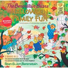berenstein bears books the berenstain bears family 2 books in 1 by stan