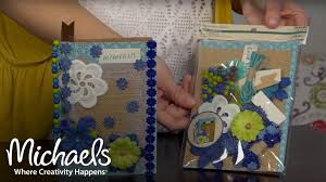 home decor u0026 gift ideas boho papercrafting michaels youtube