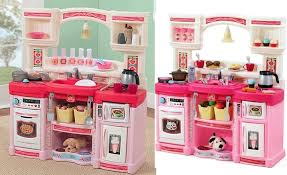 Step Two Play Kitchen by Kitchen Inspiring Rise And Shine Kitchen Pink Rise And Shine