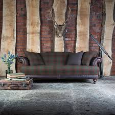 Tweed Armchair Tetrad Harris Tweed Sofas U0026 Chairs Barker And Stonehouse