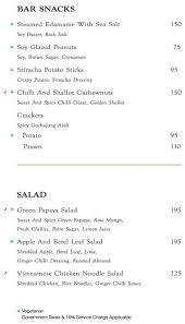 asia kitchen menu asia kitchen bar sakinaka mumbai mouthshut