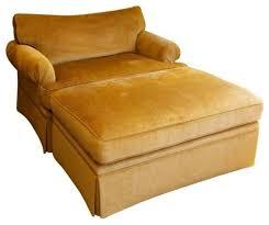 oversized chair and ottoman tweetalk