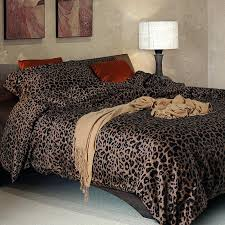 Leopard Bed Set Leopard Print Duvet Cover I This Bed Set My Walls Are This