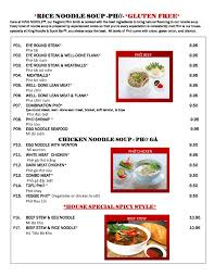 vietnamese noodle and sushi restaurant