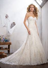 wedding dresses size 18 mori 8102 strapless beaded wedding dress size 18