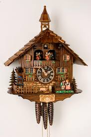 Authentic Cuckoo Clocks