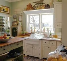 Best Cottage Kitchens Images On Pinterest Cottage Kitchens - Cottage style kitchen cabinets