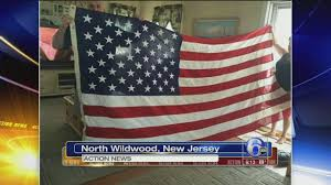 American Flag Upside Down American Flag 6abc Com