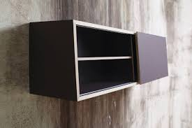 42 Inch Kitchen Wall Cabinets by Fresca Torino 42 Inch Espresso Modern Bathroom Vanity With Side