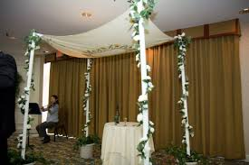 chuppah poles need your creativity filling pots for chuppah