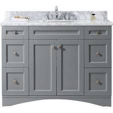 Single Sink Bathroom Vanity Bathroom Stylish Brilliant Single Sink Vanities Bath The Home