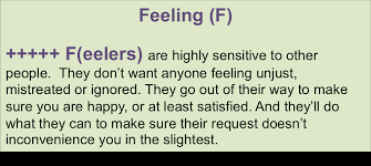 which personality type is the jerk iest you got personality