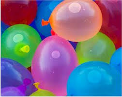 water balloons water balloon