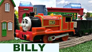 thomas tank engine friends tomy billy trackmaster