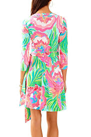 Lilly Pulitzer Baby Clothes Lilly Pulitzer Emilia Wrap Dress From Sandestin Golf And Beach