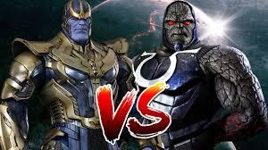 Sentry Vs Thanos Whowouldwin Darkseid Vs Thanos Who Wins