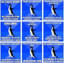 Socially Awkward Penguin Memes - nationstates dispatch socially awkward penguin