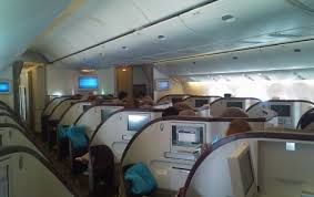 Turkish Air Comfort Class The Best Long Haul Business Class Airline Crowdranking