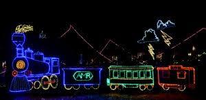 annmarie garden in lights maryland light shows bring on holiday spirit apg news
