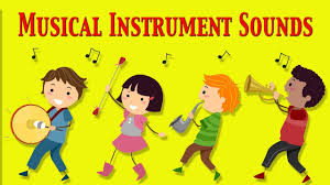 musical instruments sounds for part 1 learn school