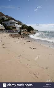 Blue Flag Beach Beach At Gordons Bay South Africa Voted A Blue Flag Beach