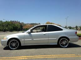 96 honda civic 2 door coupe buy used 1996 honda civic ex coupe 2 door 1 6l 5 speed manual in