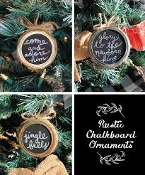 the craft patch jar ring chalkboard ornaments