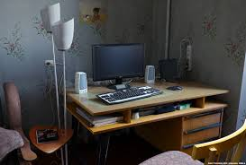 Computer Desk Ideas For Small Spaces Ideal Small Computer Desk In Small Space All Office Desk Design
