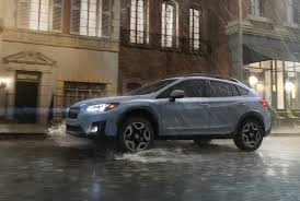 gray subaru crosstrek 2018 subaru crosstrek priced at 22 710 the torque report