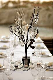 Wedding Table Centerpieces by Simple Wedding Reception Endearing Simple Wedding Table