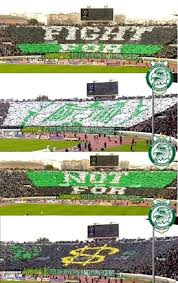 best fans in the world morocco s raja of casablanca fans are world s third best ultras of