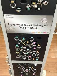 walmart cheap engagement rings wait wait wait they engagement rings and wedding sets at