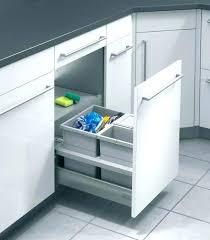 poubelle pour meuble de cuisine poubelle pour meuble de cuisine meuble cuisine intacgrace meubles
