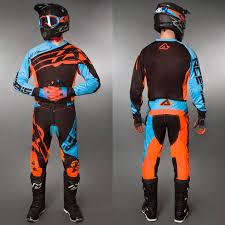 motocross combo gear acerbis motocross u0026 enduro mx combo acerbis x gear blue maciag