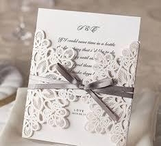 wedding invitations laser cut wishmade 50x square laser cut wedding invitations