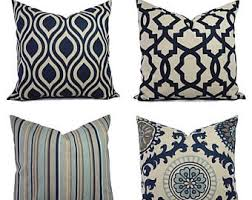 Outdoor Pillow Slipcovers Decorative Pillow Covers By Castawaycovedecor On Etsy