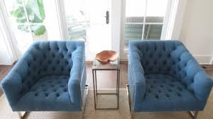 Light Blue Accent Chair Light Blue Accent Chairs Blue Blended Linen Accent Chair Light