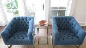 light blue accent chairs blue blended linen accent chair light