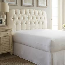 Mattress Cover Bed Bugs Merit Linens Zippered Bed Bug Mattress Encasement White Free
