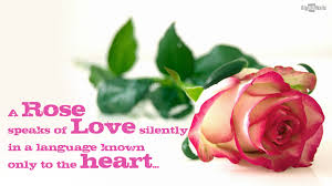 Flower And Love Quotes - beautiful rose quotes like success