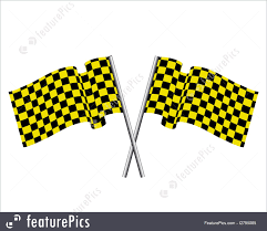 Checkered Flag Eps Flags Checkered Flags Stock Illustration I2795085 At Featurepics