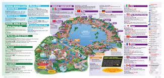 Disney Map Updated Epcot Map At Disney World Besttabletfor Me Best Of
