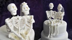 skeleton cake topper skeleton topper tutorial sle