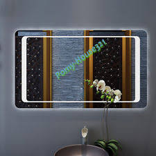 Bathroom Mirrors With Led Lights by Bathroom Mirror With Light Ebay