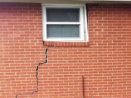 home foundation issues which need to be repaired immediately bowed basement walls
